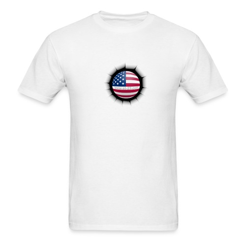 USA T-Shirt - Men's T-Shirt