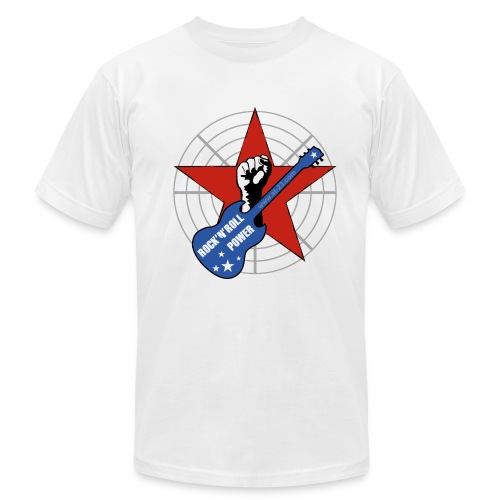 rock'n'roll t-shirt - Men's Fine Jersey T-Shirt