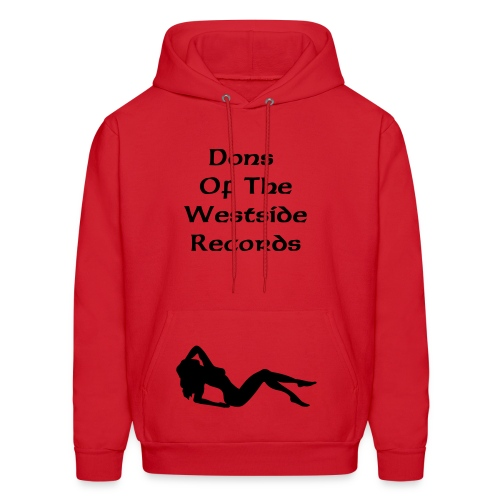 KILLAFORNIA - Dons Of The Westside Records - Men's Hoodie