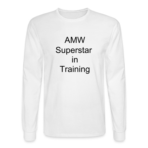 AMW Superstar - Men's Long Sleeve T-Shirt