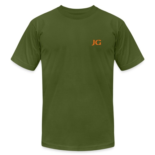 James Gedeon Band  Jersey Tee - Men's Fine Jersey T-Shirt