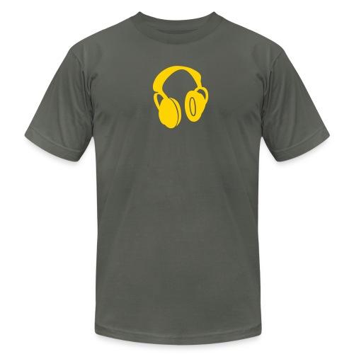 Shannon headphones tee - Men's  Jersey T-Shirt