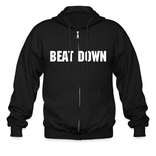 Beatdown (502) - Men's Zip Hoodie