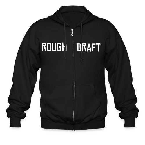 Rough Draft Zipper Hood - Men's Zip Hoodie