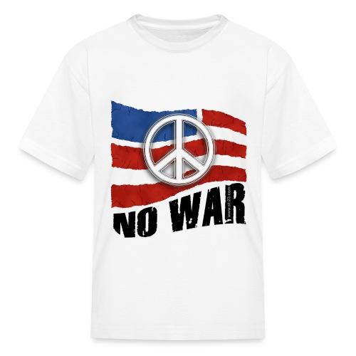 No War - Kids' T-Shirt