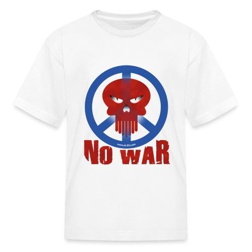 no war kid t-shirt - Kids' T-Shirt