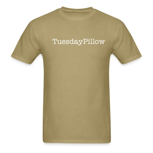 TuesdayPillow for Men - Men's T-Shirt