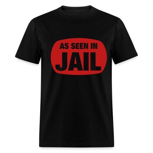 jail t-shirt - Men's T-Shirt