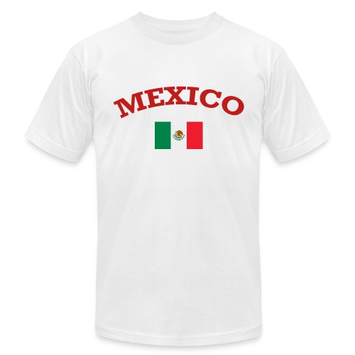 Mexico Tee - Men's Fine Jersey T-Shirt