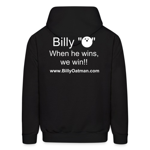 Billy Oatman Merchandise - Men's Hoodie