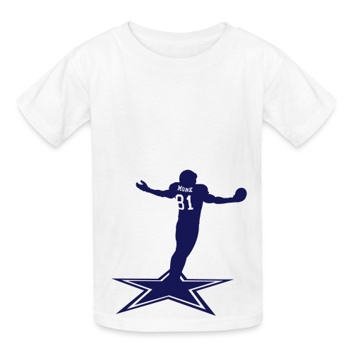 Art Monk All-Star Kids Shirt - Kids' T-Shirt