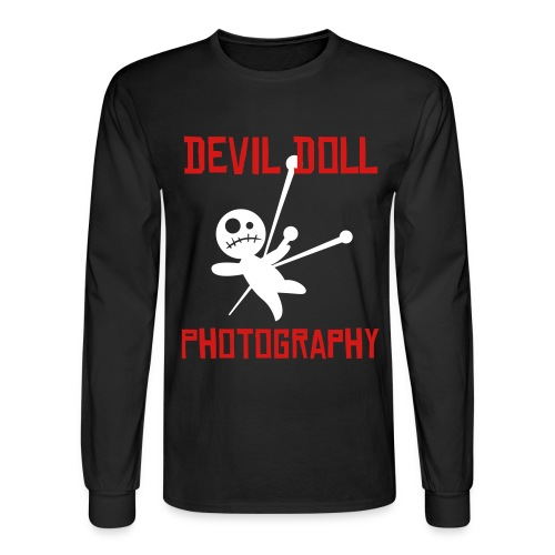 Devil Doll Longsleeve - Men's Long Sleeve T-Shirt
