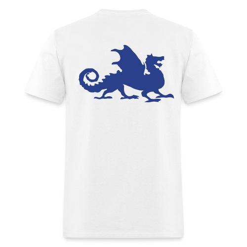 The DRAGON - Men's T-Shirt