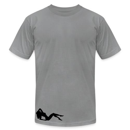 mens jersey - Men's Fine Jersey T-Shirt
