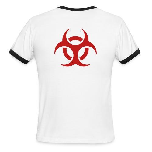Men's Ringer T-Shirt - ook verkrijgbaar in andere kleuren of logo of zonder logo (zonder logo= goedkoper) contacteer mij hiervoor paysnoeperke@hotmail.com