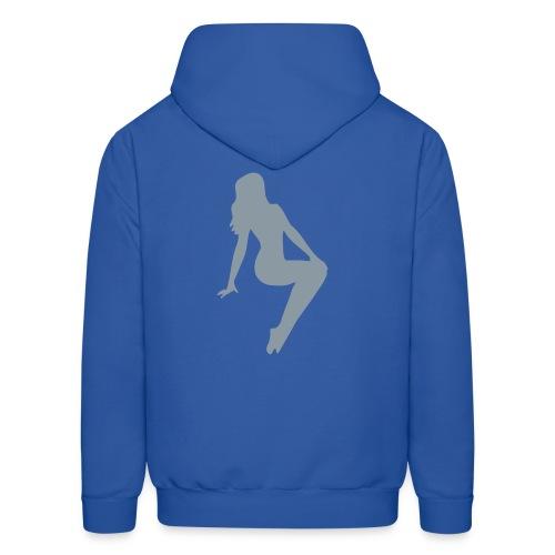 Men's Hoodie - ook verkrijgbaar in andere kleuren of logo of zonder logo (zonder logo= goedkoper) contacteer mij hiervoor paysnoeperke@hotmail.com
