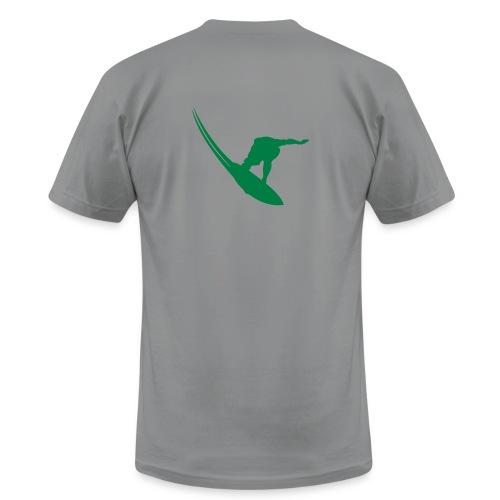 Men's Fine Jersey T-Shirt - ook verkrijgbaar in andere kleuren of logo of zonder logo (zonder logo= goedkoper) contacteer mij hiervoor paysnoeperke@hotmail.com