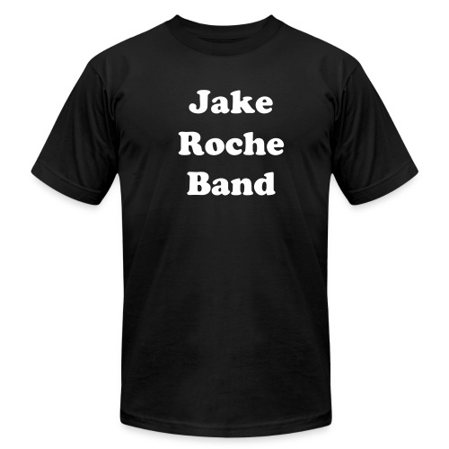 guys black band name - Men's Fine Jersey T-Shirt