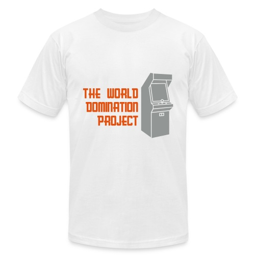 World domination project - Men's Fine Jersey T-Shirt
