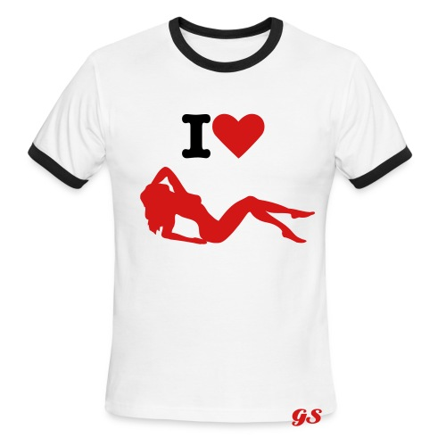 GS Marriage - Men's Ringer T-Shirt