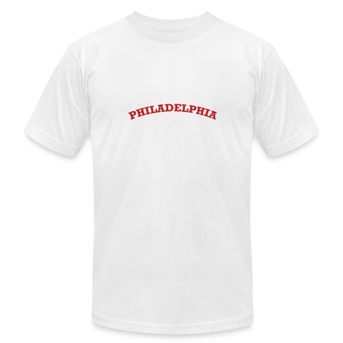 Philly - Men's Fine Jersey T-Shirt