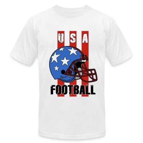 football new design t-shirt - Men's Fine Jersey T-Shirt