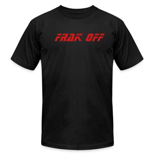 Frak Off T-Shirt - Men's Fine Jersey T-Shirt
