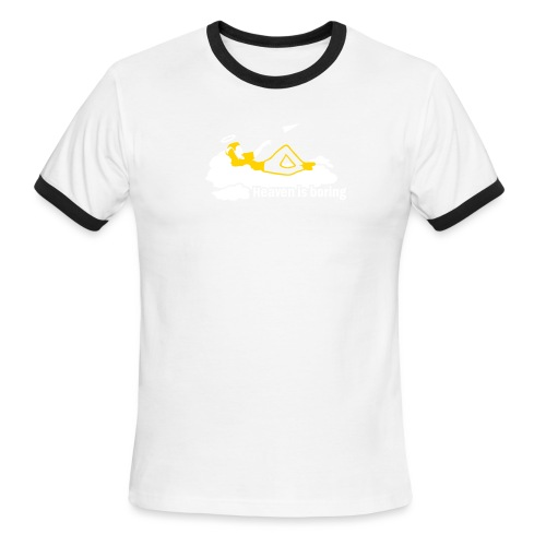 [heaven] - Men's Ringer T-Shirt