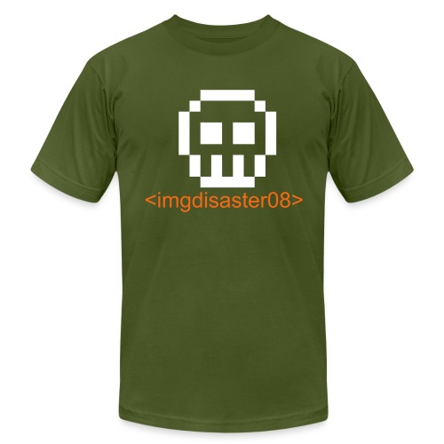 img disaster - Men's Fine Jersey T-Shirt