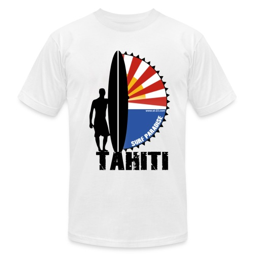 Tahiti t-shirt - Men's Fine Jersey T-Shirt