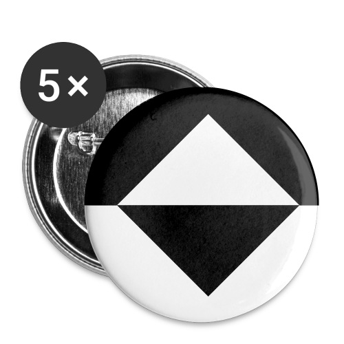 ReBooter Small Button - Buttons small 1'' (5-pack)