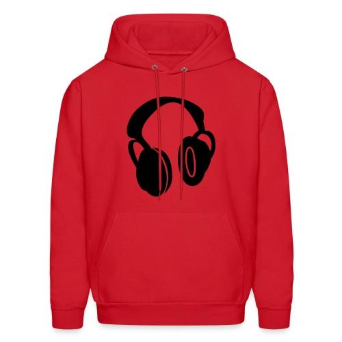 Assassinz Headphone hoodie - Men's Hoodie