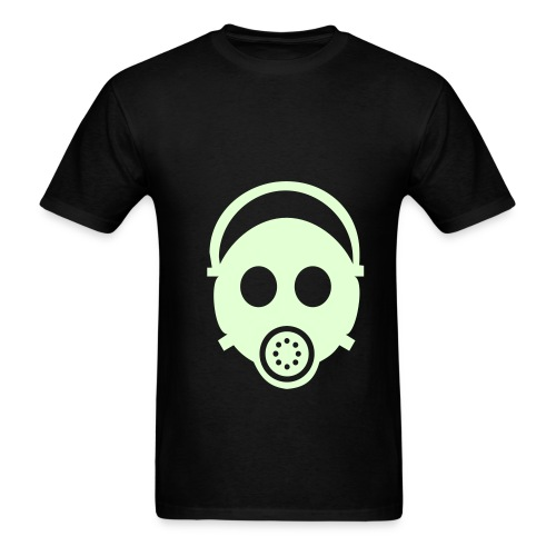 Gas mask T-Shirt - Men's T-Shirt