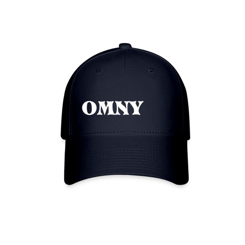 Baseball Cap - OMNY Entertainment's Caps -Navy.