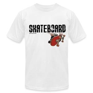 Skateboard design shirt - Men's Fine Jersey T-Shirt