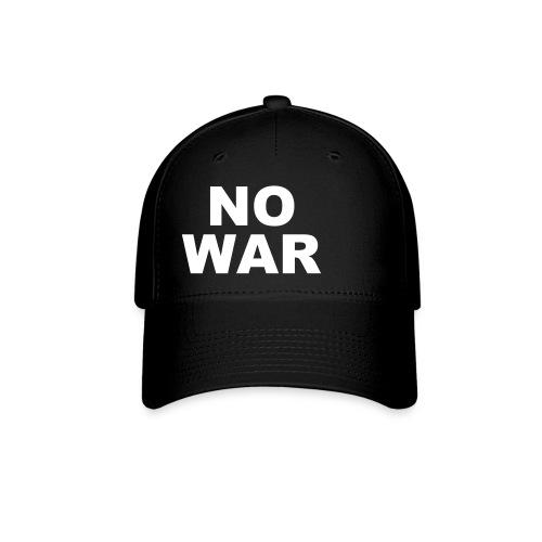 No War - Baseball Cap