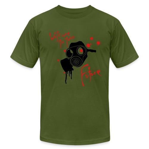 Your future mens - Men's Fine Jersey T-Shirt