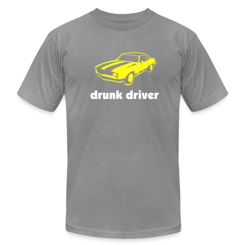 Drunk Driver - Men's Fine Jersey T-Shirt