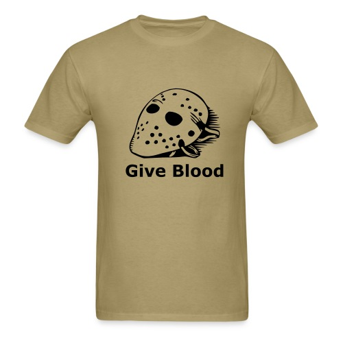 Give Blood T - Men's T-Shirt