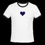 T-Shirts ~ Men's Ringer T-Shirt ~ [heartmeal]
