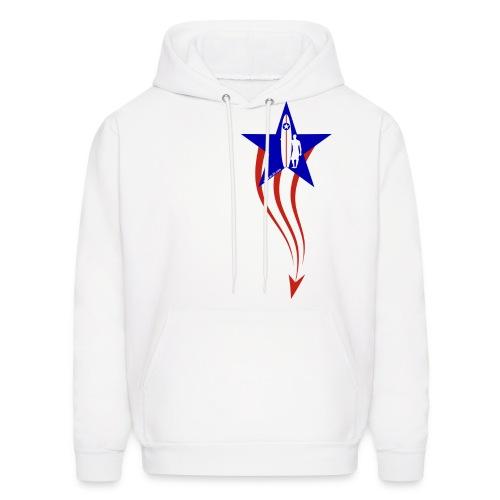 Star t-shirt - Men's Hoodie