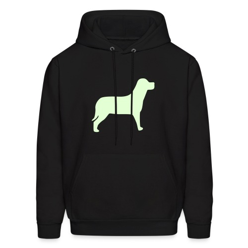 Glow in the Dark - Men's Hoodie