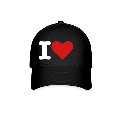 I Love Fan_Art 101 Cap - Baseball Cap