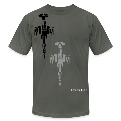 Call to war - Men's Fine Jersey T-Shirt