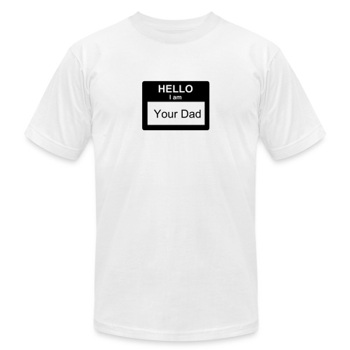 Funny Shirt About Dad - Men's Fine Jersey T-Shirt