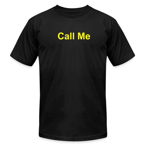 Advertise at the bar - Men's Fine Jersey T-Shirt