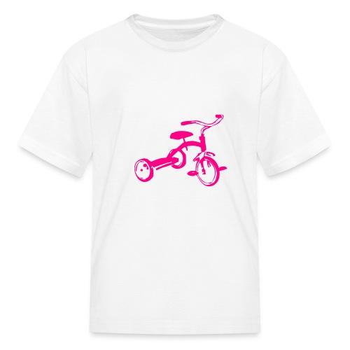 Tyke Tryke T - Kids' T-Shirt