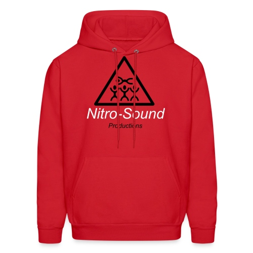 NitroSound Crowd Surfing - Men's Hoodie