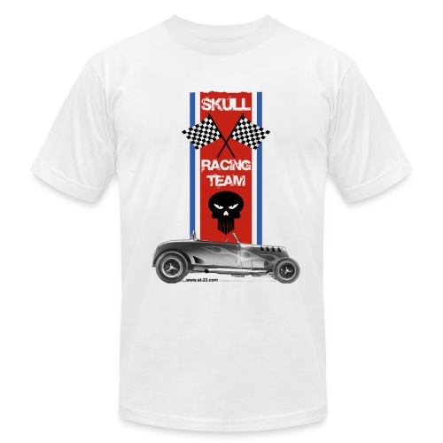 Hot rod t-shirt - Men's  Jersey T-Shirt
