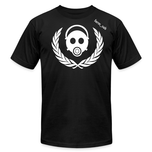 Gas Mask Honor - Men's Fine Jersey T-Shirt